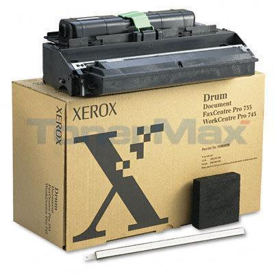 XEROX WORKCENTRE PRO 735 745 DRUM BLACK
